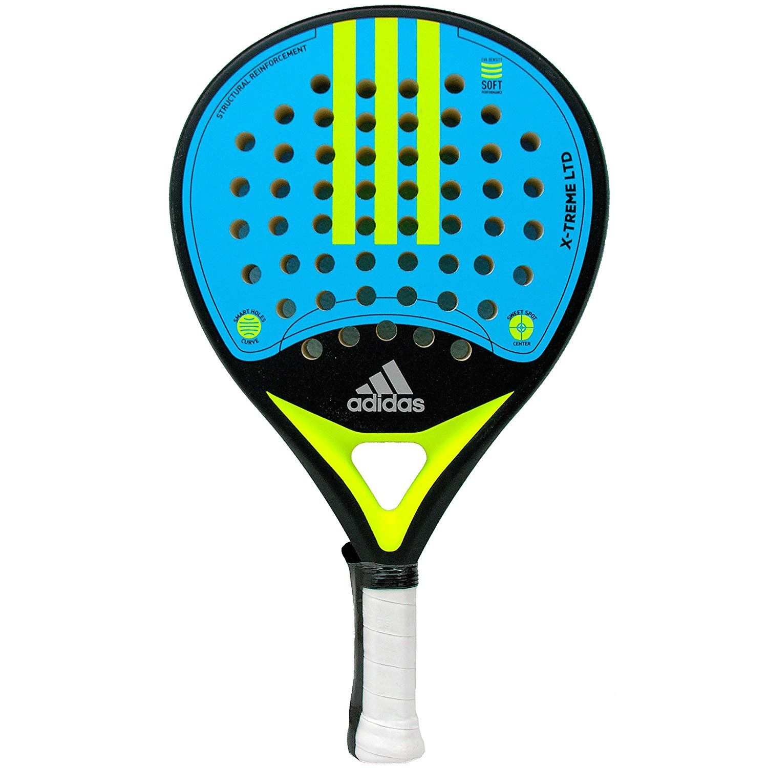 CHOLLO PALA PADEL ADIDAS x-TREME ltd BLUE 2018