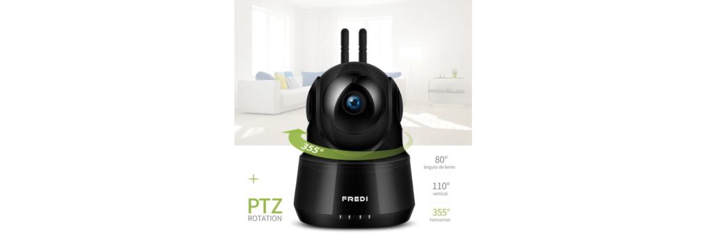 super chollo camara vigilancia wifi para casa