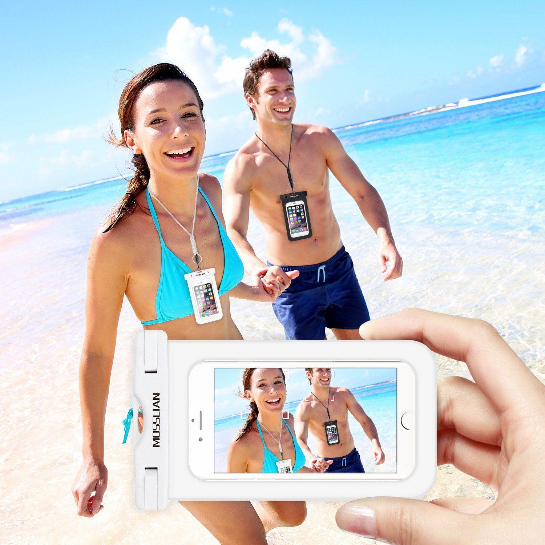 bolsas hermeticas moviles para la playa