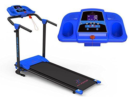 chollo cinta de correr plegable fit-force