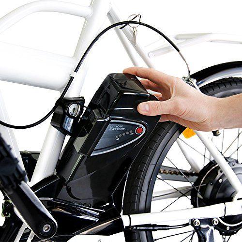 oferta bicicleta electrica plegable nilox x1 extracion bateria