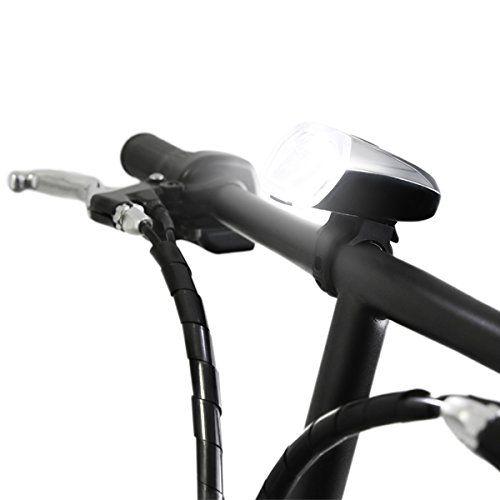oferta bicicleta electrica plegable nilox x1 luz frontal