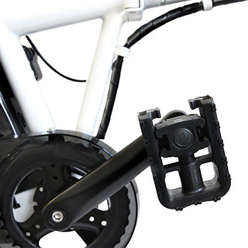 oferta bicicleta electrica plegable nilox x1 pliegue pedal