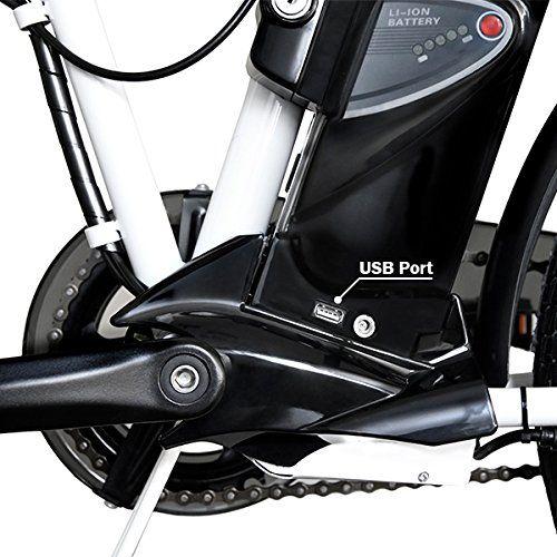 oferta bicicleta electrica plegable nilox x1 toma usb