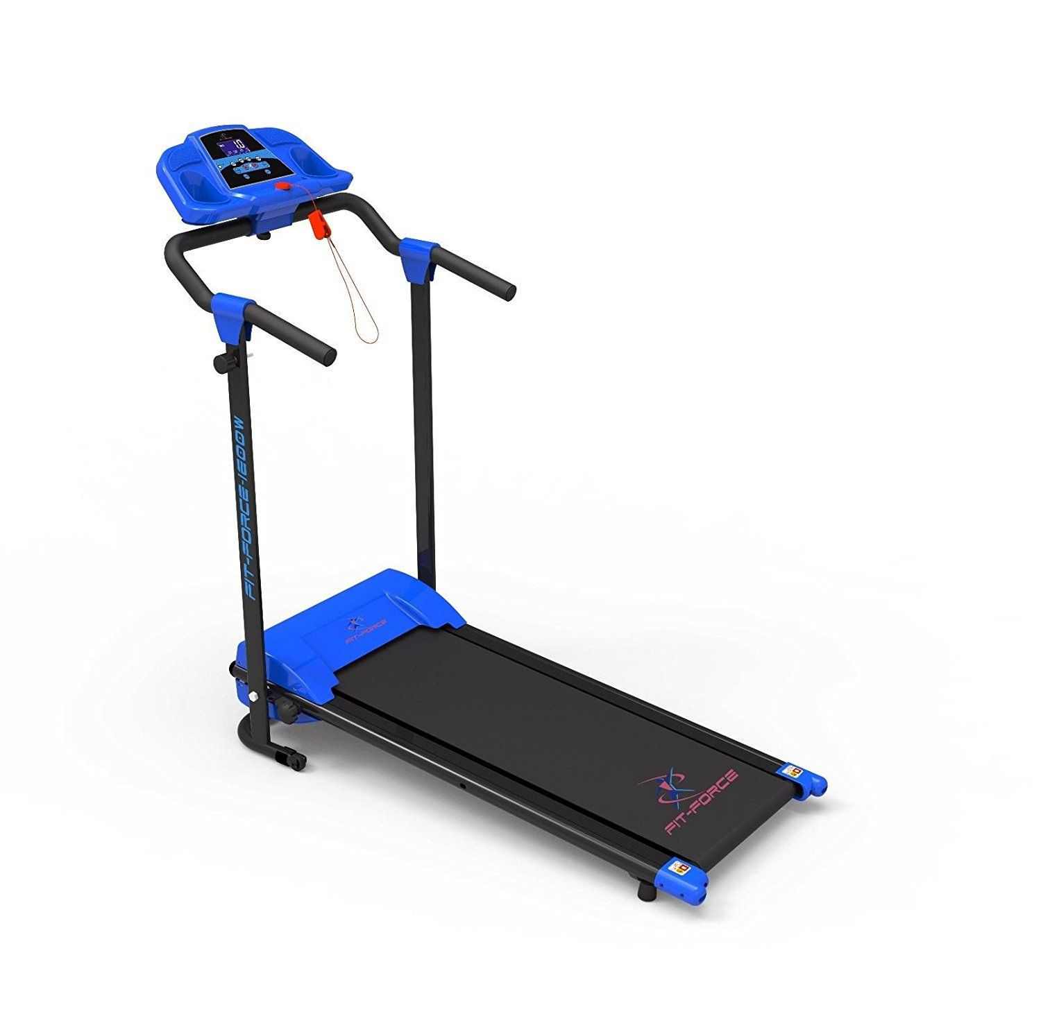 oferta cinta de correr plegable fit-force chollo