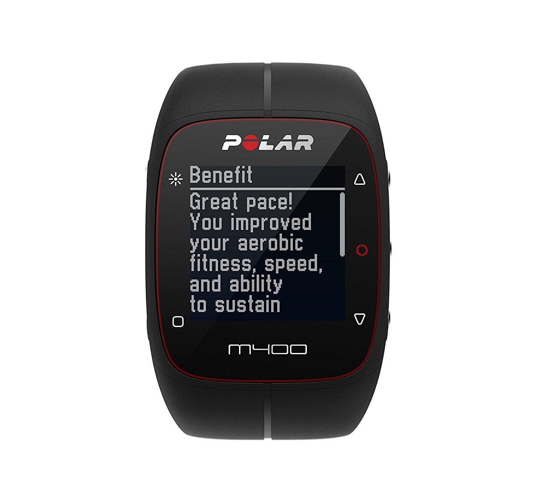 oferta polar m400 hr chollo reloj entrenamiento