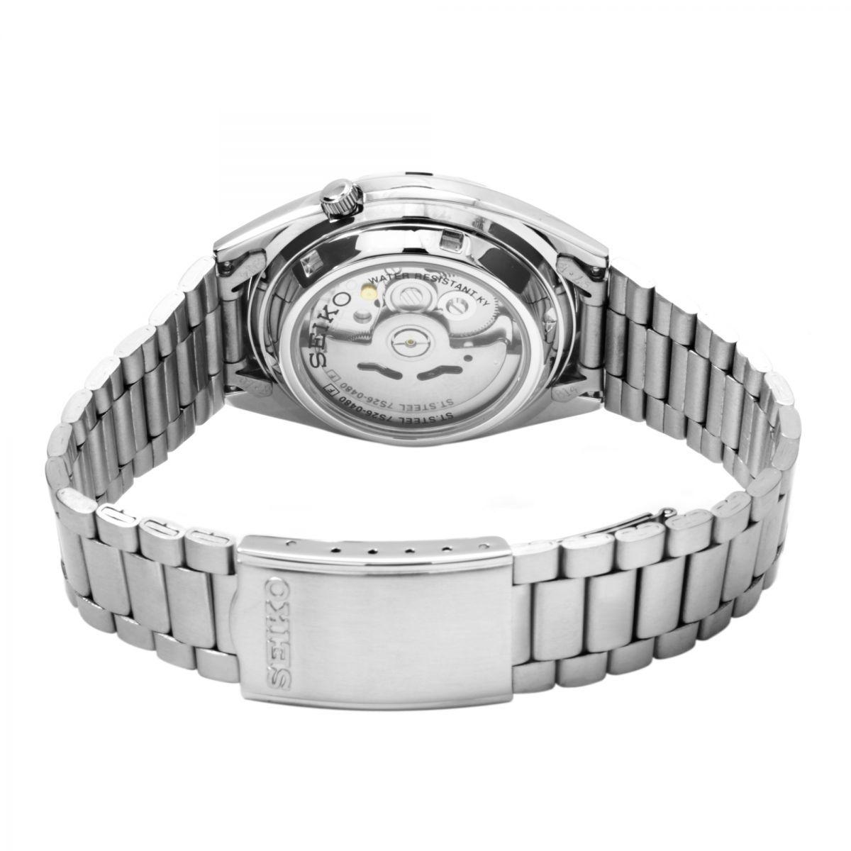 oferta reloj seiko snxs73 automatico