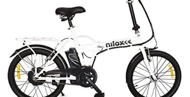 super oferta bicicleta electrica plegable nilox x1