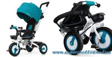 triciclo evolutivo plegable - oferta amazon