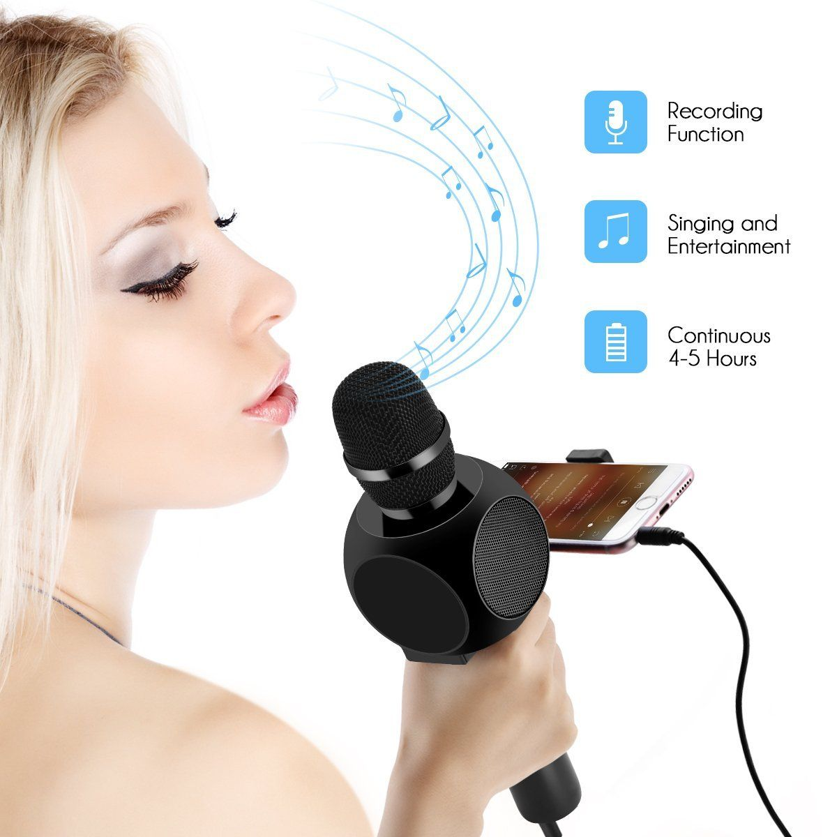 Altavoz con microfono-amazon oferta