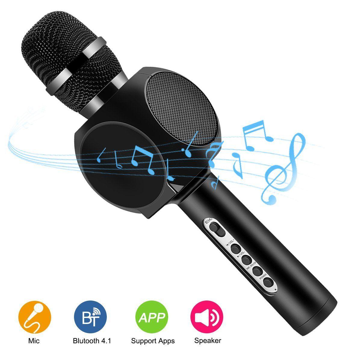Altavoz con microfono-amazon ofertas