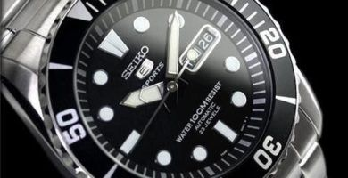 chollo seiko snzf17k1 ofertas amazon