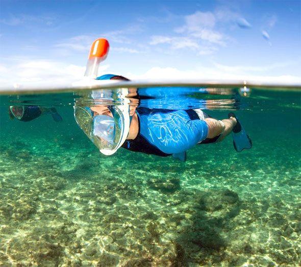 mascara snorkel- oferta amazon