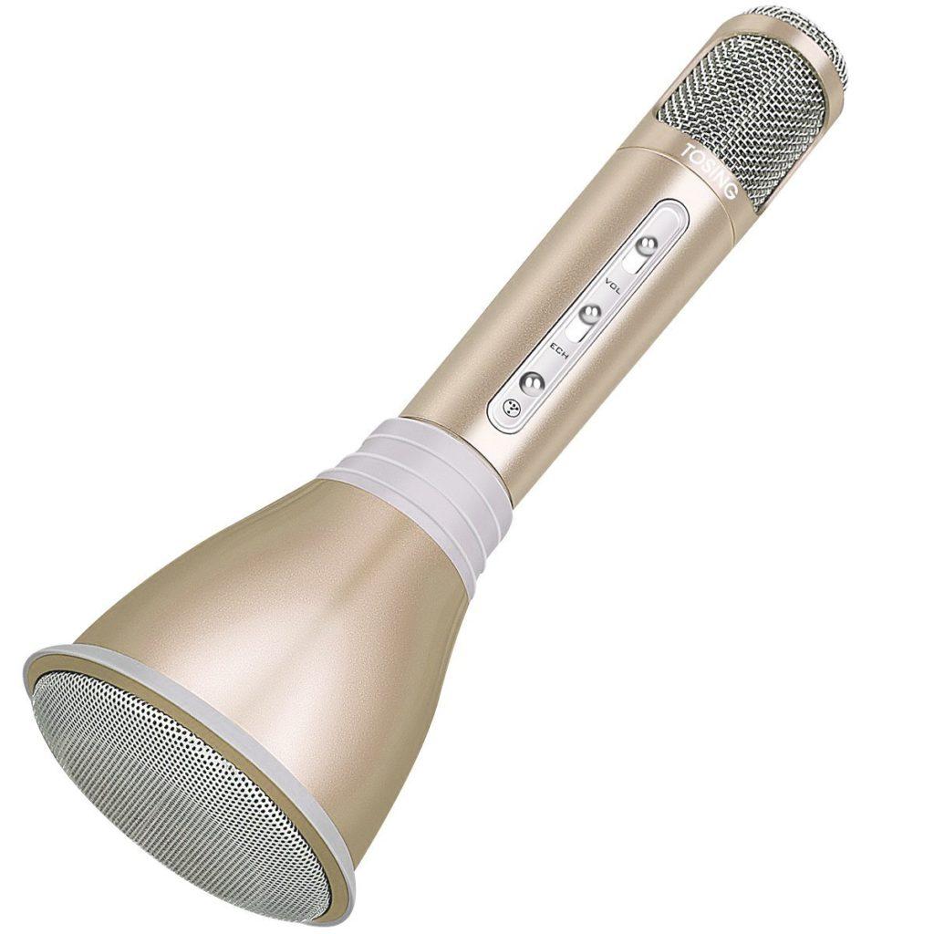 microfono karaoke-oferta amazon