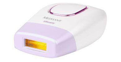 oferta Depiladora luz pulsada Medisana IPL 800 Silhouette chollo amazon
