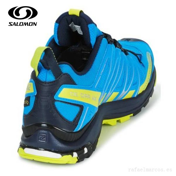oferta zapatillas Salomon XA Pro 3D ganga amazon