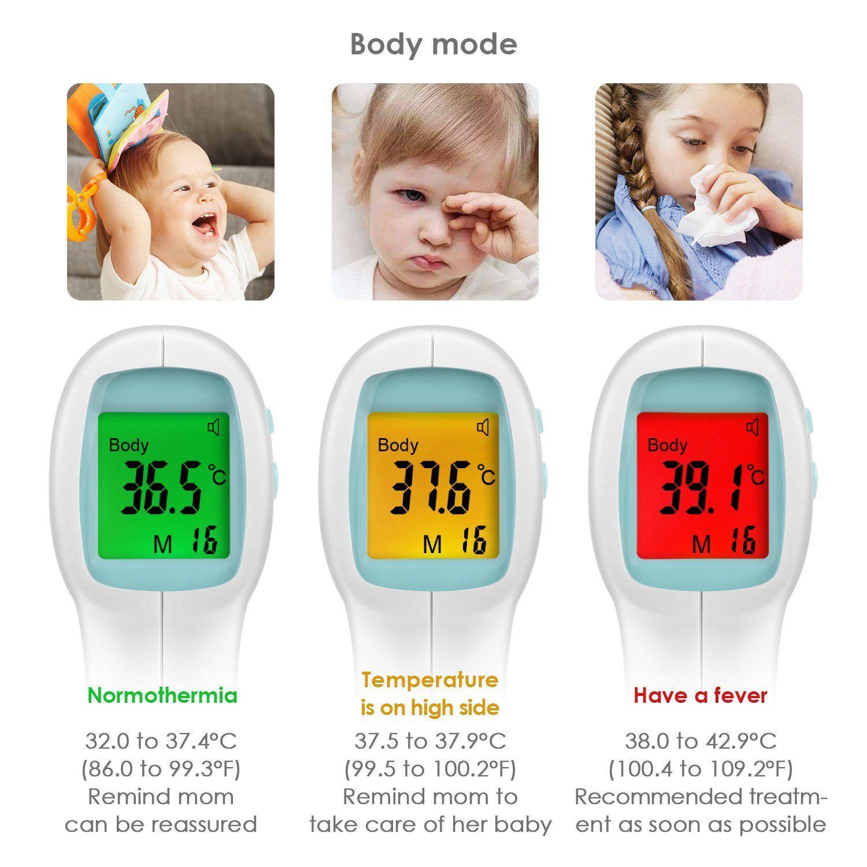 termometro infrarrojos bebe barato-chollo amazon