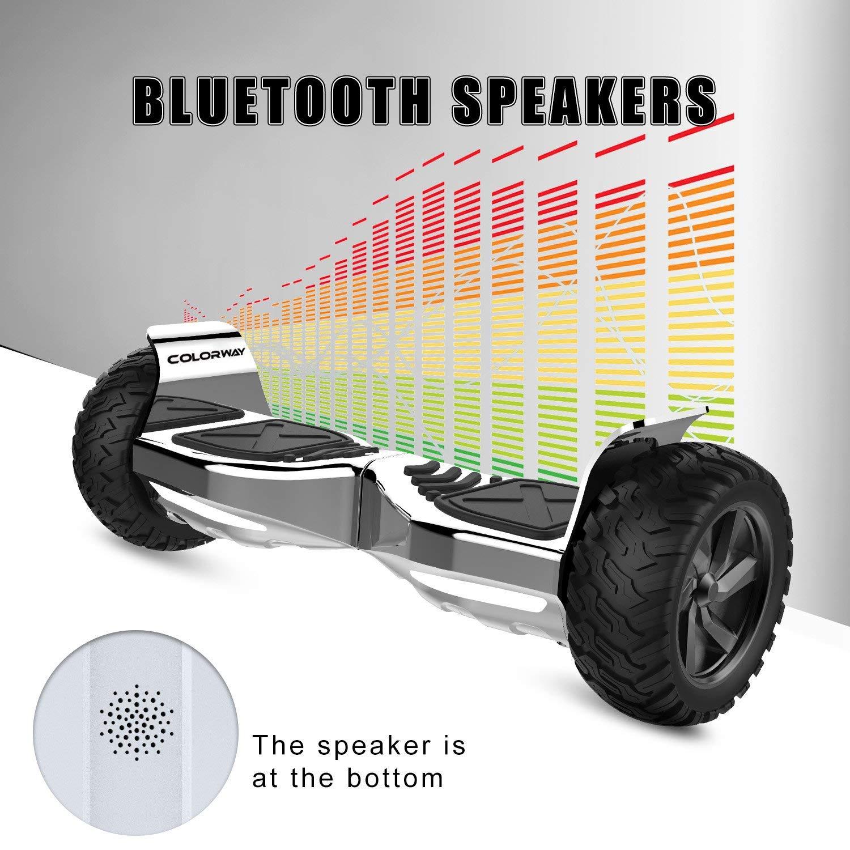 El mejor hoverboard barato bluetooth-oferta amazon