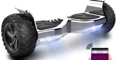 El mejor hoverboard barato-oferta amazon