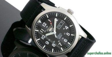 seiko snzg15k1 -oferta amazon en relojes de marca