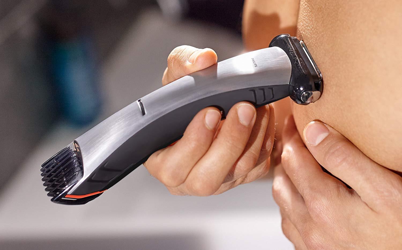 Mejor afeitadora corporal Philips bodygroom - oferta amazon