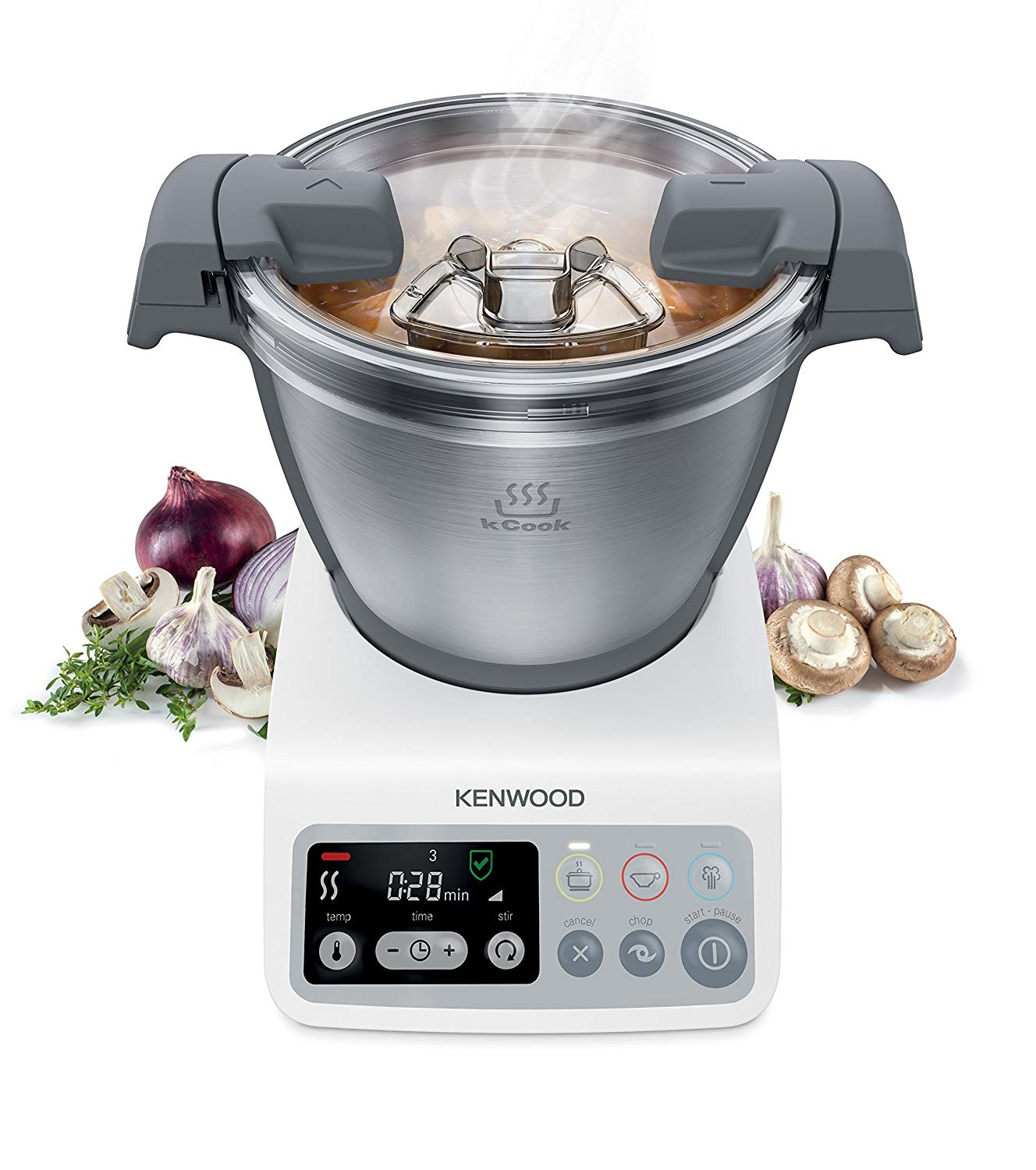 Kenwood Kcook- robot de cocina- chollo amazon