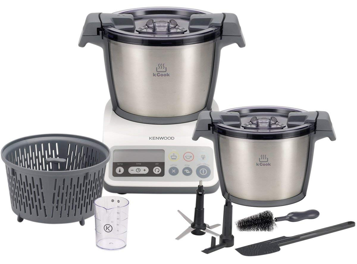 Kenwood Kcook- robot de cocina- chollos amazon