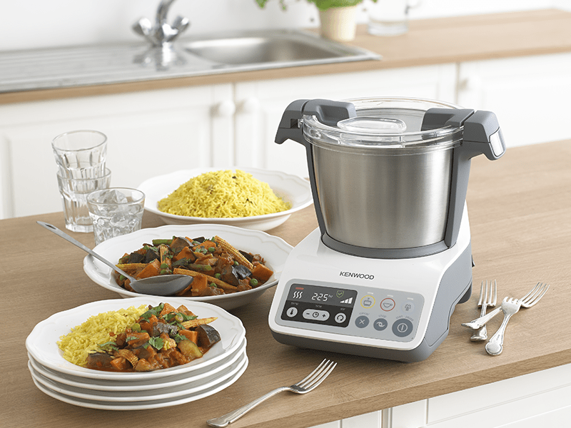 Kenwood kcook ccc200wh - oferta amazon - robot de cocina