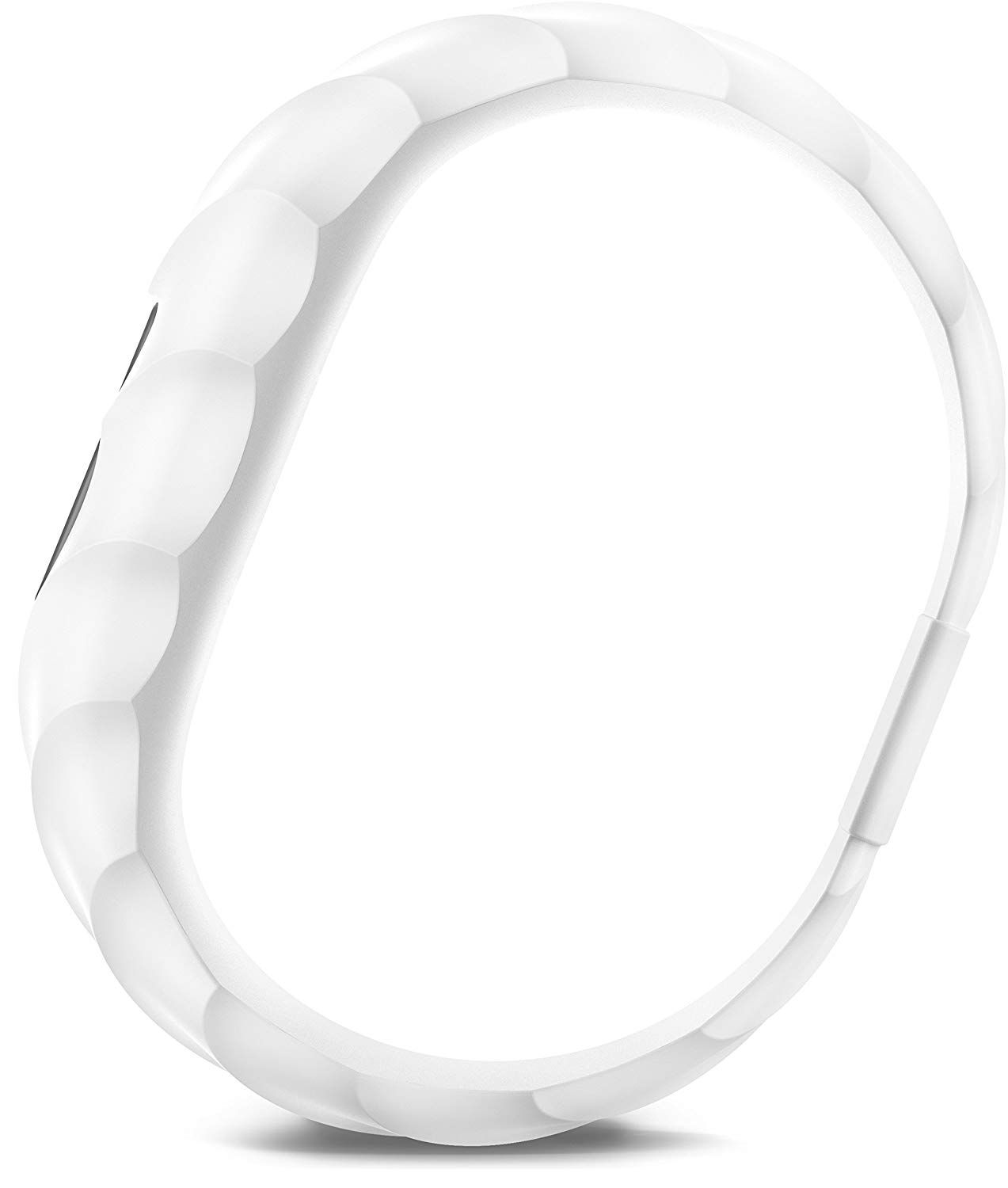 Pulsera garming vivofit 3 blanca - chollo amazon