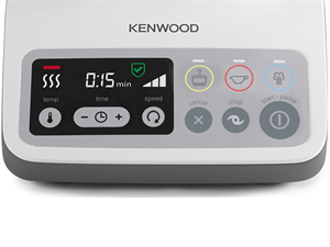 Robot de Cocina kenwood KCook CCC200WH - panel de control