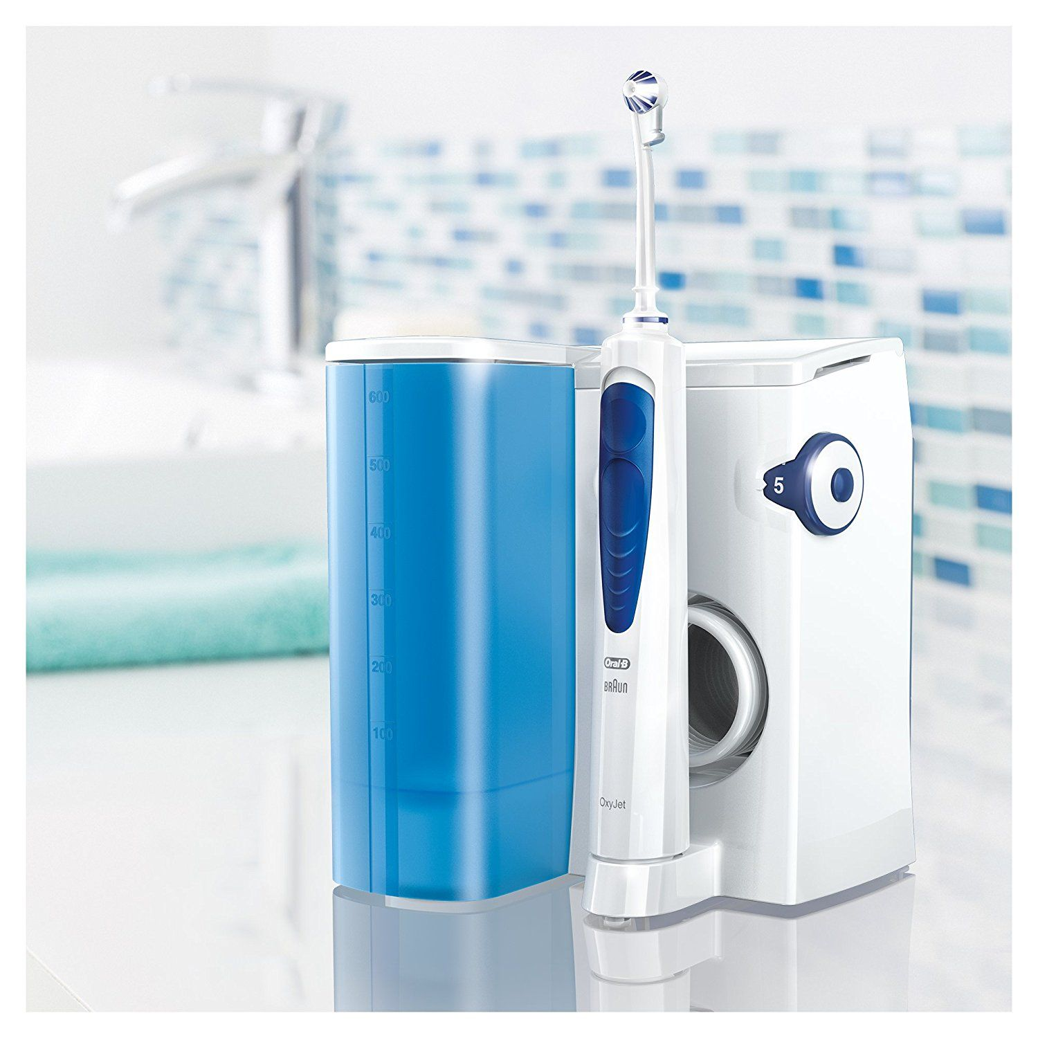 irrigador dental oral b -gangas amazon