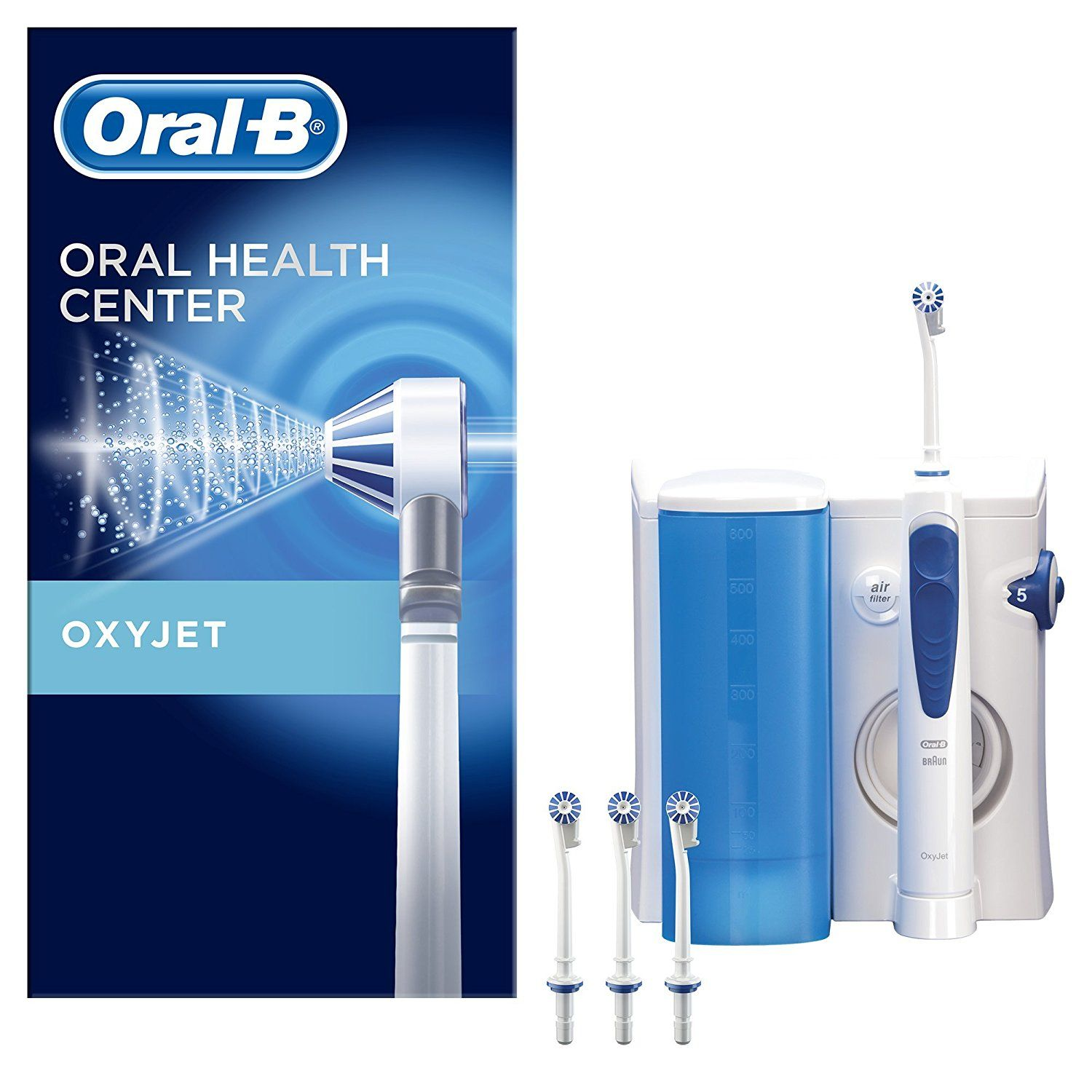irrigador dental oral b -superchollo amazon