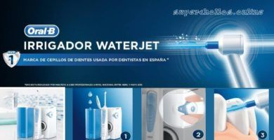 OFERTA IRRIGADOR DENTAL ORAL B WATERJET- SUPER CHOLLO AMAZON