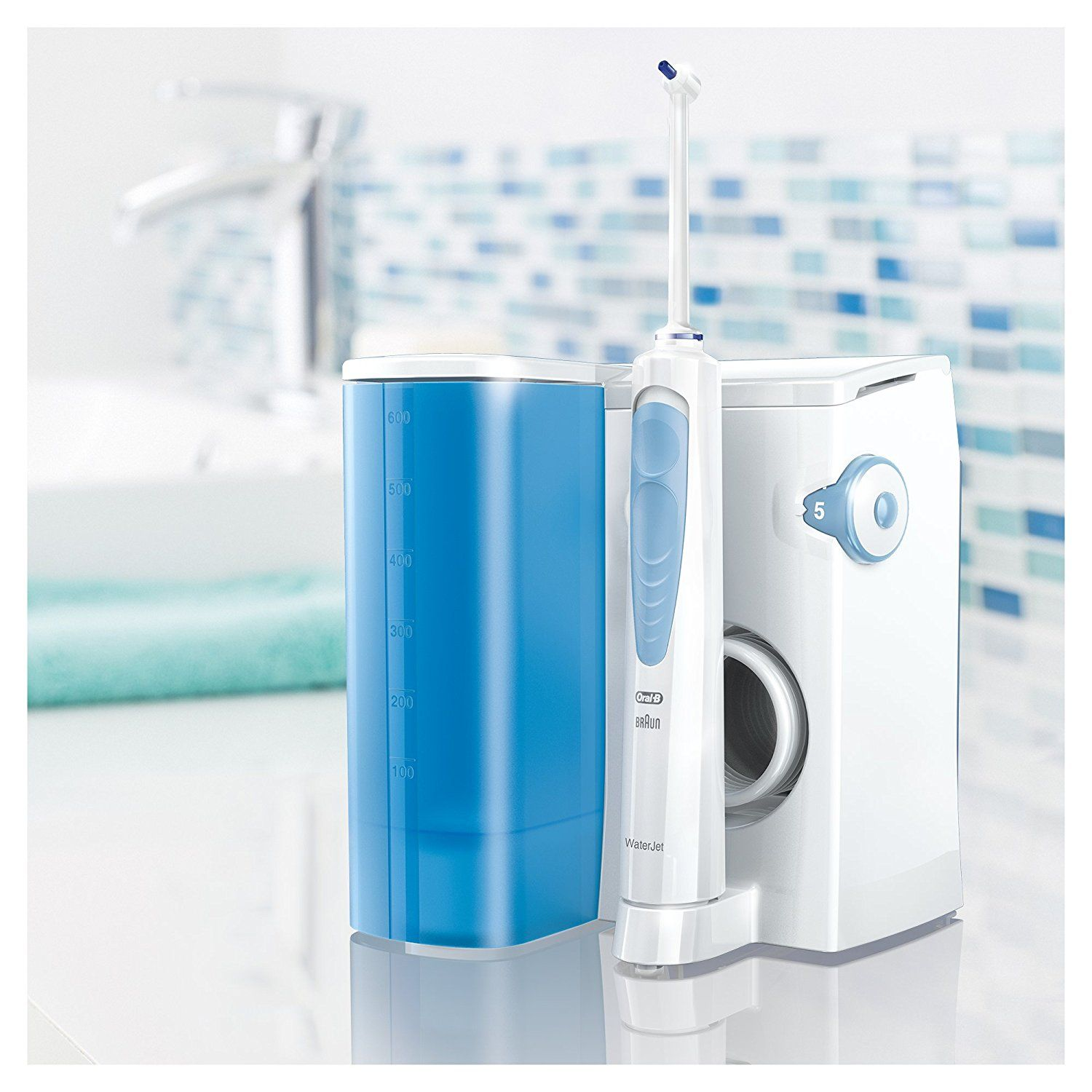 irrigador dental oral b waterjet - oferta amazon