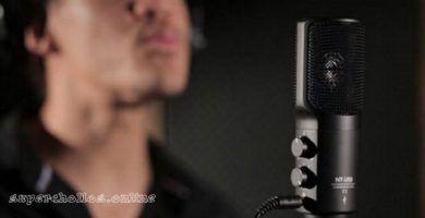 rode nt usb- microfono barato -
